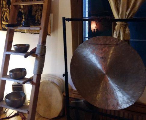Bain sonore au gong lunaire 18.04.18