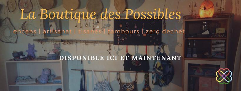 La Boutique des Possibles