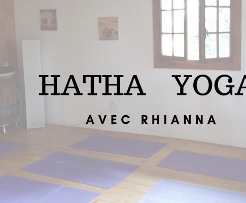 12 & 19. 03.19 Hatha Yoga